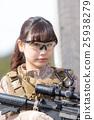 軍事 軍隊 步槍 25938279