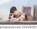 射擊 拍照 女性 25938283