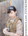 軍事 軍隊 女性 25938296
