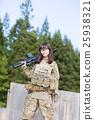 軍事 軍隊 步槍 25938321