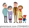 家庭 家族 家人 25948453
