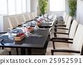 고급 프랑스 식당 25952591