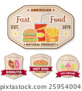 logo, food, vector 25954004