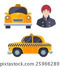 印度 車 出租車 25966289