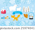Winter illustration Winter Illustrations 25974041