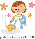 懷孕 孕婦 茶 25976298