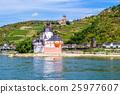 Pfalzgrafenstein Castle, on the Falkenau island  25977607