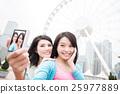 hongkong selfie woman 25977889
