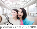 hongkong selfie woman 25977896