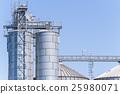 factory plant silo 25980071