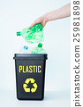 Container for recycling - plastic. 25981898