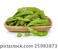 edamame, beans, bean 25983873
