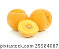 peach, ripe, yellow 25984087