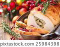 Turkey  breast for holidays. 25984398