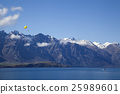 Lake Wakatipu in Queenstown, New Zealand 25989601