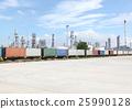 火车 货运 背景 25990128
