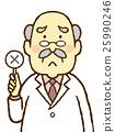老人 醫生 博士 25990246