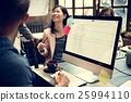 Business Colleagues Conference Teamwork Ideas Concept 25994110