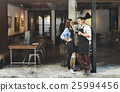 barista, coffee, shop 25994456