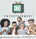 按鈕 招待 娛樂 25995017