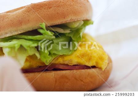 漢巴,漢堡,漢堡包 25999203