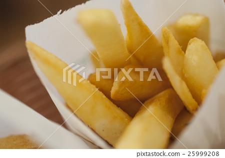 靖,炸薯條,炸薯條, 25999208