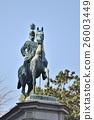 銅像 雕像 塑像 26003449