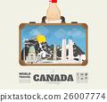 Hand carrying canada Landmark Global Travel 26007774