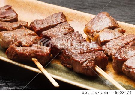 牛肉串 26008374