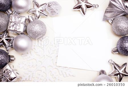 Stock Photo: christmas decorations
