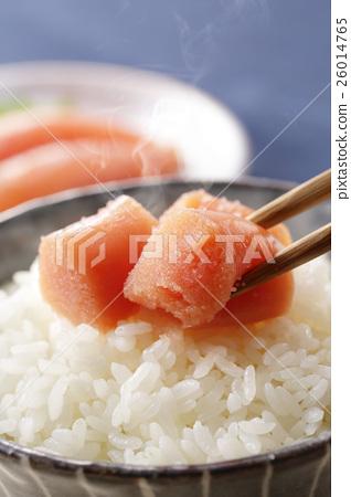 家常鳕鱼的鱼子 鳕子 食物 26014765