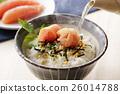 家常鳕鱼的鱼子 鳕子 茶泡饭 26014788