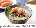 家常鳕鱼的鱼子 茶泡饭 引擎罩 26014790
