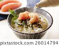 家常鳕鱼的鱼子 鳕子 茶泡饭 26014794