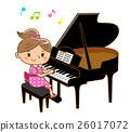 鋼琴 大鋼琴 表演 26017072