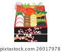 설 음식, 명절 음식, 오세치 26017978
