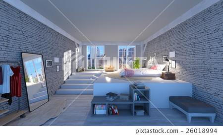 bedroom 26018994