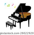 鋼琴 大鋼琴 鍵盤樂器 26022920