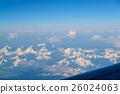 從飛機的晨光 26024063