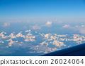 從飛機的晨光 26024064