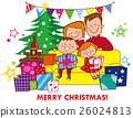 聖誕節家庭 26024813