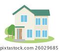 一幢房子 26029685