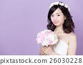 花束 新娘 婚禮 26030228