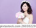 花束 新娘 婚禮 26030229