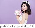花束 新娘 婚禮 26030232