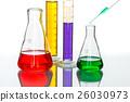 science Laboratory glassware pipette drop 26030973