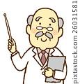 老人 專家 醫生 26031581