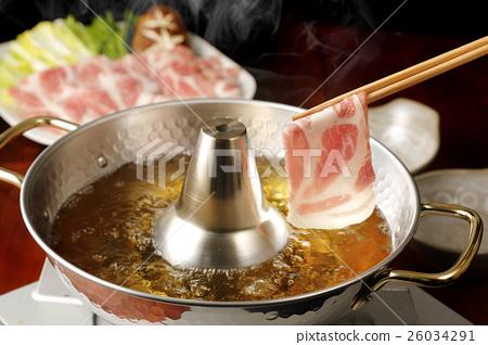 豬肉涮鍋 26034291