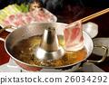 猪肉涮锅 26034292