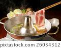 涮涮鍋 豬肉 豬肉涮涮鍋 26034312